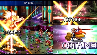 How strong is Firion 6* Star Level 100 - Final Fantasy Brave Exvius FFBE