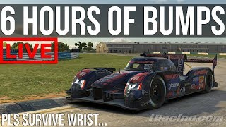 iRacing - 6 Hours Of Wrist Shattering Bumps | eLMS Sebring FT. Boiley