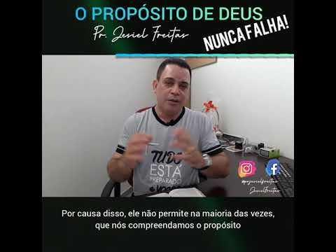 O PROPÓSITO DE DEUS É PERFEITO