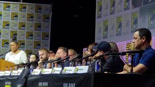 Andrew Lincoln (Rick) confirms departure from THE WALKING DEAD #SDCC