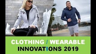 5 CLOTHING & WEARABLE Innovations 2019 | Gizmo Hub
