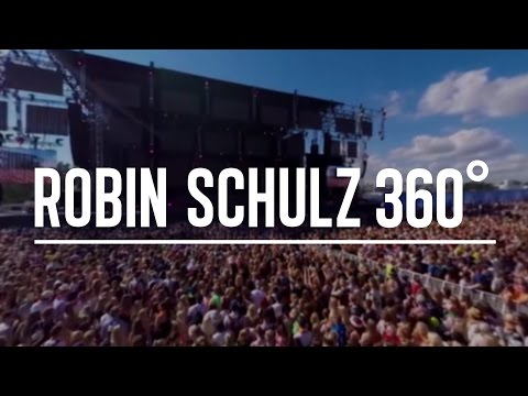 Robin Schulz - Sugar (feat. Francesco Yates) (360° by FinCloud.tv)