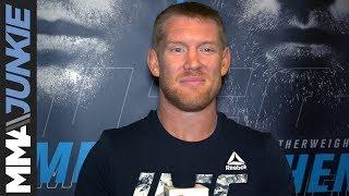 Sam Alvey full pre-UFC on FOX 28 interview