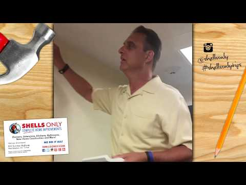 Crown Molding | Fifteen Second Tips by Shells Only