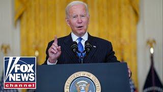 Joe Biden slammed for spending 108 days away from White House