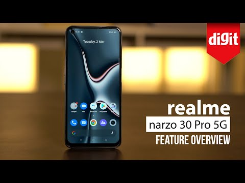 realme narzo 30 Pro 5G Feature Overview