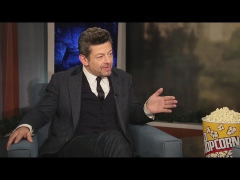 The Hobbit's Gollum: Andy Serkis Interview Focuses on Being a ...