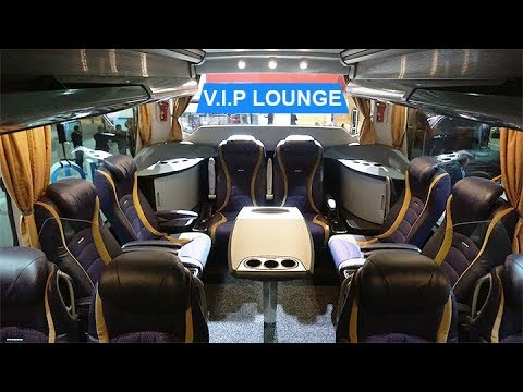 VIP Lounge Otobüs Setra S516 HDH (Al Bunu İçinde Yaşa)