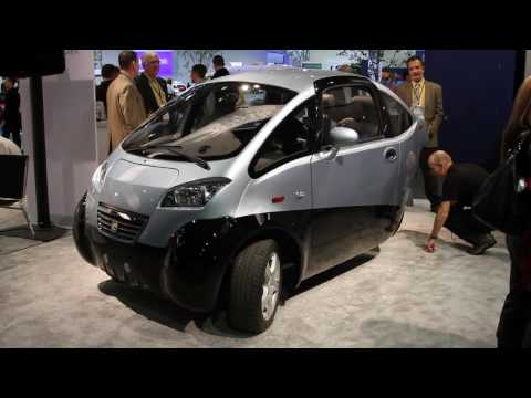 Baixar Green Vehicles all-electric three-wheeled TRIAC