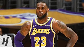 Denver Nuggets vs Los Angeles Lakers - Full Game Highlights | March 6, 2019 | 2018-19 NBA Season