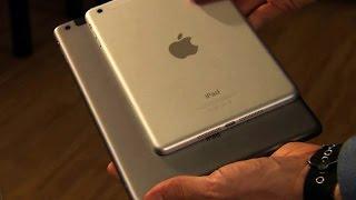 CNET    Update – Golden iPads, larger Nexus phone