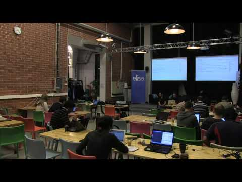 Android hackathon in 200 seconds