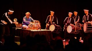 Toronto Tabla Ensemble - Taiko and Tabla Collaboration