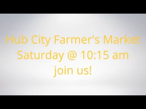 Saturday Morning In Spartanburg - Hub City Farmer's Market