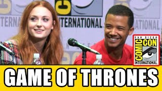 Game of Thrones Cast Reveal Who They Wish Hadn't Been Killed - Season 7 Comic Con Panel