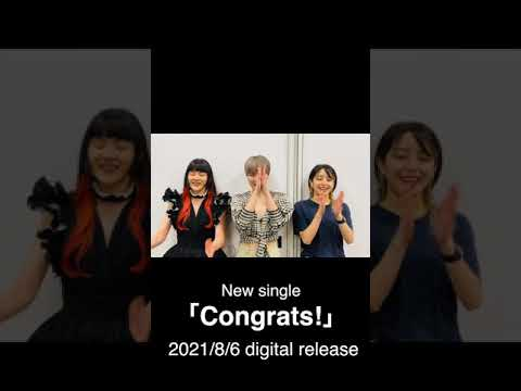 【new song】color-code「Congrats!」digital release /タイアップ情報