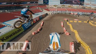 2020 Tampa Supercross PRESS DAY || GoPro