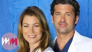 Top 10 Surprising Grey's Anatomy Facts