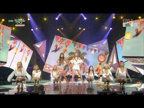 SNSD '소녀시대' - Party 교차편집 Stage Mix