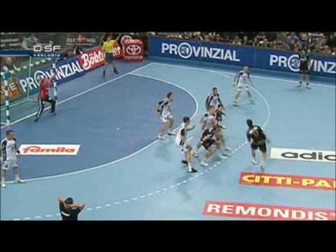 Top 5 Goals: Spieltag 12 der Handball Bundesliga Saison 2009/2010