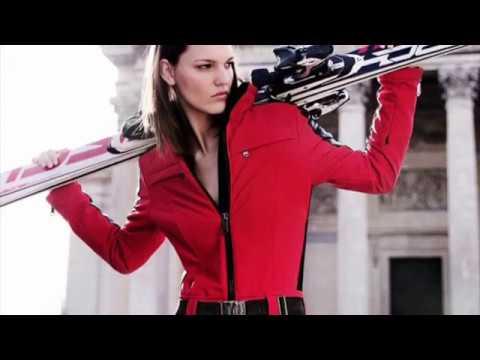 Goldbergh Phoenix Womens Ski Suit in Red