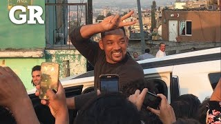 Enloquece Will Smith a Naucalpan
