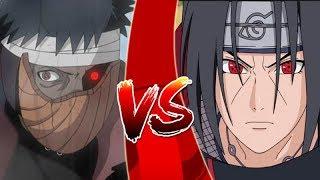 Itachi VS Obito | ¿Quién ganaría? | UchiHax