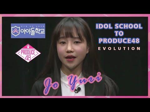 Singing Evolution: IZ*ONE Jo Yuri (조유리 노래)