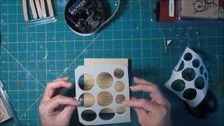 Gelli Plate Printing - Repurposing Craft Supplies
