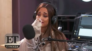 Ariana Grande's Emotional Interview