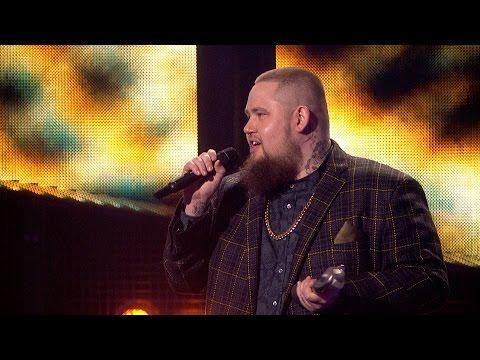 Rag'n'Bone Man wins British Breakthrough Act | The BRITs 2017