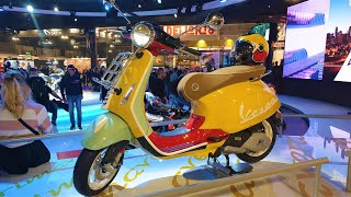 Top 10 New Vespa Scooters For 2020