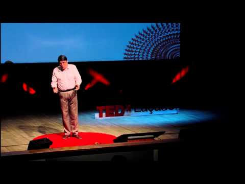A World Without Work: Nigel Cameron At TEDxLacador - Smashpipe Nonprofit
