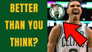 The Celtics Will Be BETTER WITHOUT KYRIE IRVING! The Boston Celtics Are Better Than You Think!