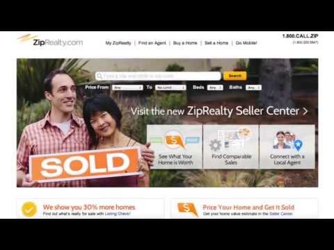 ZipRealty - Seller Center