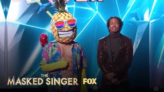 The Judges Make Their Final Guesses On The Pineapple | Season 1 Ep. 2 | THE MASKED SINGER