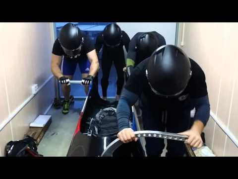 Bobsleigh jo sotchi 2014 pouss e du 20 f vrier musica for Interieur bobsleigh