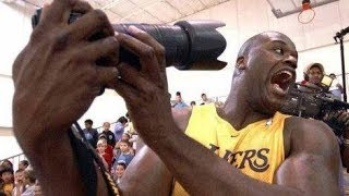 Shaquille O'Neal - Funniest Moments
