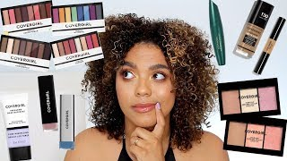 What's New at the Drugstore Week! COVERGIRL! Matte Foundation, Eyeshadow and, Face Palettes!