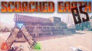 how to stay cool in ark scorched earth