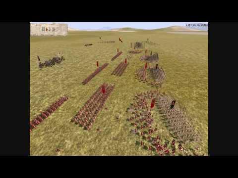 Rome Total War Online Battle #1645: Macedon vs Rome