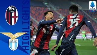 Bologna 2-0 Lazio | Mbaye & Sansone Goals Seal Bologna Victory | Serie A TIM