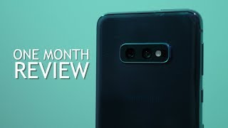 Samsung S10e One Month Review / Almost Perfect