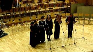 JUDITH QUARTET - Квартет 'ЮДИТ' & Белева и Миланов Дуо в Първо студио на БНР