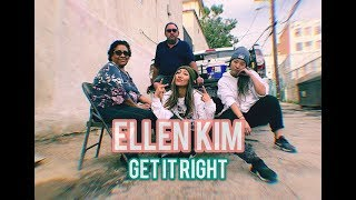 'GET IT RIGHT' Diplo ft MØ | ELLEN KIM CHOREOGRAPHY