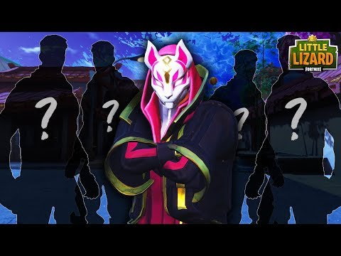 DRIFT'S NEW SQUAD!? * SEASON 5 NEW SKIN*Fortnite Short Film
