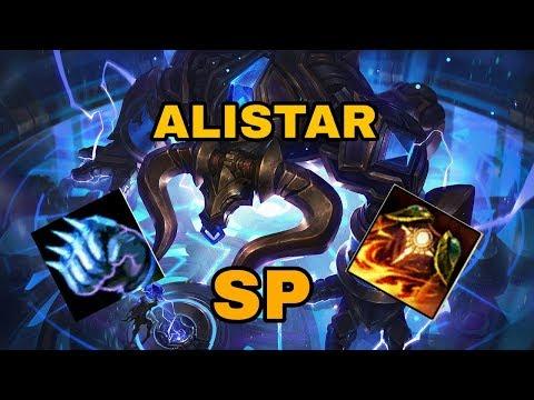 [LOL FULL GAMEPLAY]#10: LẠI LÀ ALISTAR SP NGÀY 2
