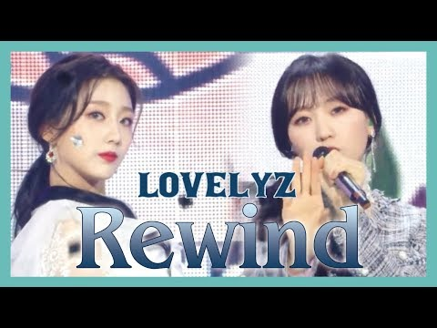 [HOT] Lovelyz  - Rewind , 러블리즈 - Rewind Show Music core 20190112