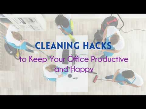 Quick and Effective Office Cleaning Hacks in Gold Coast