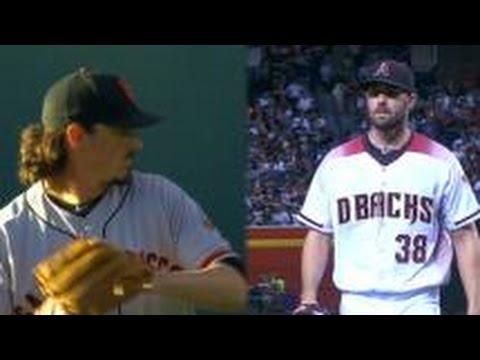 San Francisco Giants vs Arizona Diamondbacks
